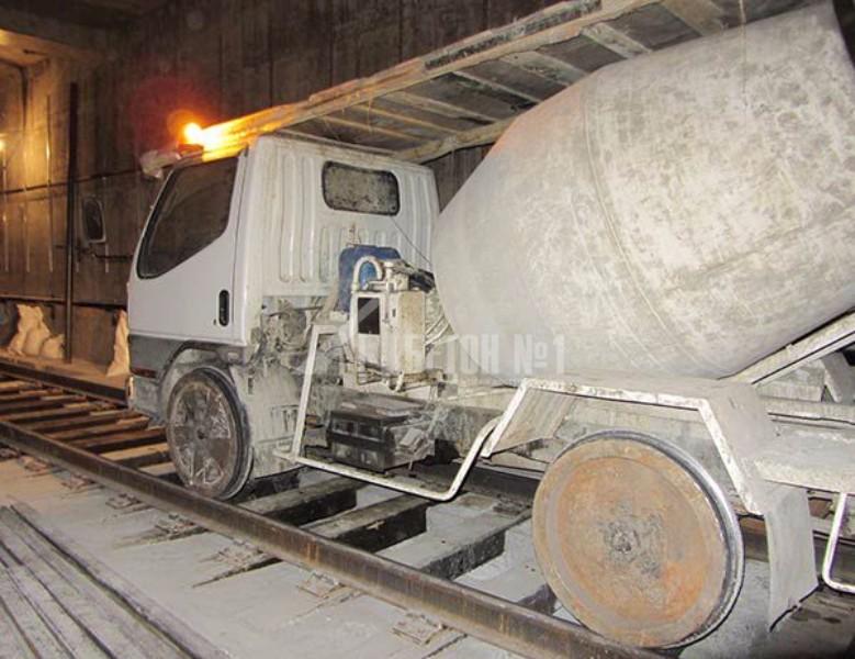 Бетон технадзор грунт в цементный раствор